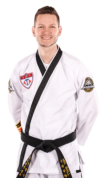 Cory Ball American Canyon ATA Martial Arts