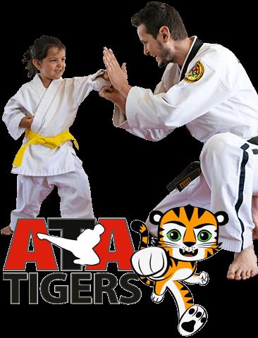ATA Martial Arts American Canyon ATA Martial Arts - ATA Tigers